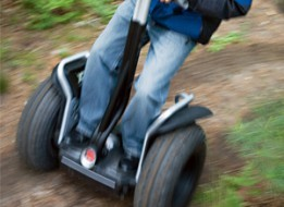 Off Road Segway Adventure