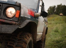 Extreme 4x4 Off Road Driving